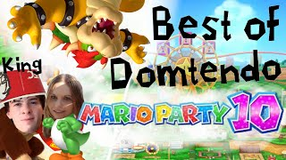 Best of Domtendo - Mario Party 10 (Together)