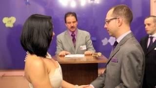 Marriage ceremony NY City Hall | NY City Hall wedding photographer | NY1 Minute weddings