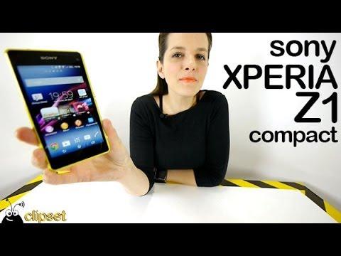 Sony Xperia Z1 compact review Videorama ... y concurso