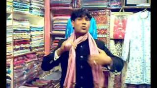 from kashmir shawls