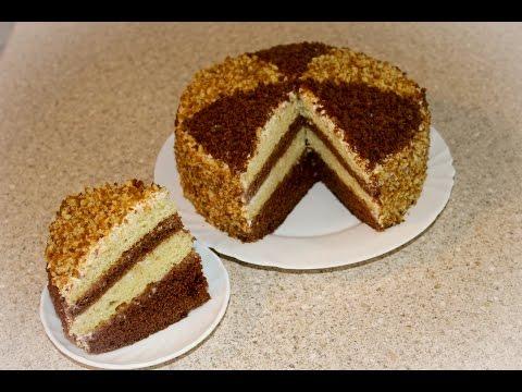 Фруктовый торт Лето / Очень вкусный и красивый / Пошаговый рецепт
