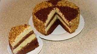 ТОРТ СМЕТАННИК! Домашний пирог Сметанник, очень простой рецепт!