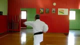 Karatê: Pinan Yondan Kenyu Ryu