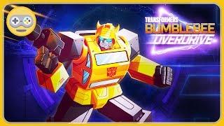 Трансформеры Бамблби Форсаж - Автоботы против Десептиконов * игра про роботов