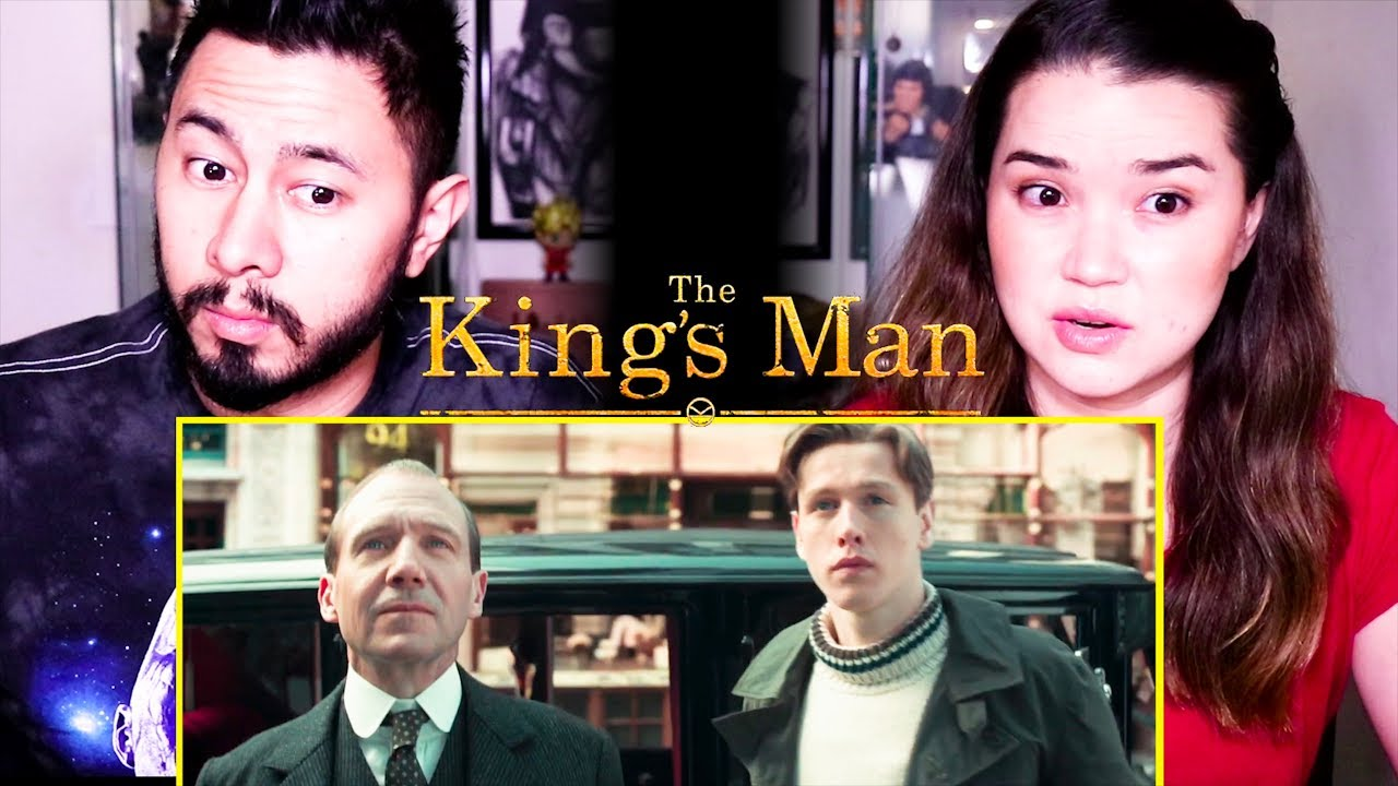 Download THE KINGSMAN | Ralph Fiennes | Teaser Trailer Reaction!
