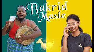 Bakrid ke Masle | Hyderabadi  Comedy video | Warangal Hungama