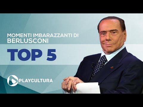 Top 5 momenti imbarazzanti di Berlusconi