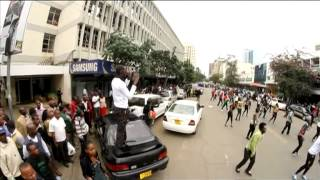 DStv KENYA OLYMPICS FLASH MOB