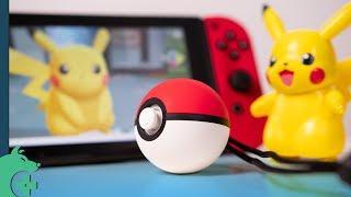 The Poké Ball Plus Makes Pokémon Let S Go WAY Easier