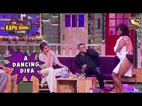 Dancing Diva Sunil Grover Hits On Salman Khan – The Kapil Sharma Show