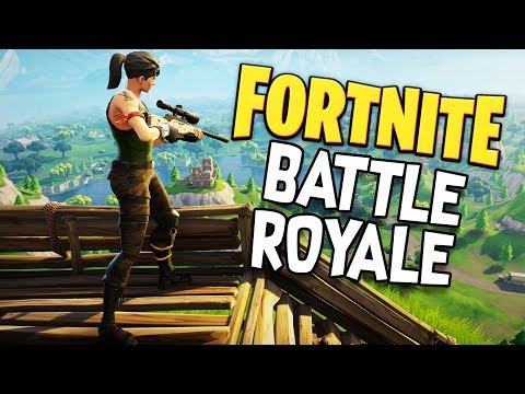 Building DESTRUCTION, RARE WEAPONS, And EPIC KILLSTREAKS! -  Fortnite Battle Royale Gameplay
