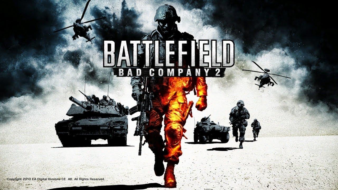 Battlefield Bad Company 2 - باقي فيه احد بالأون لاين ؟