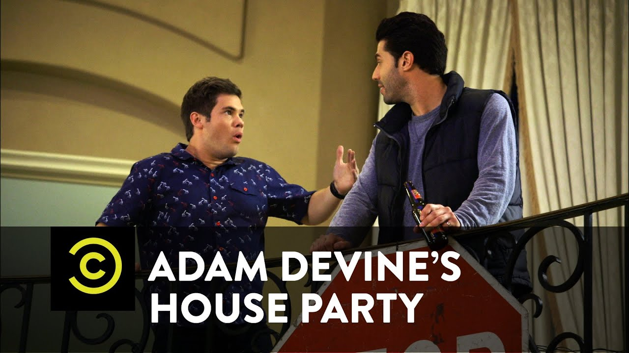 Adam Devine's House Party - We Are Blue Angels