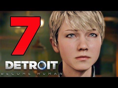 NOO KARA!!! (NON CI CREDO!)  - DETROIT BECOME HUMAN [Walkthrough Gameplay ITA HD - PARTE 7]