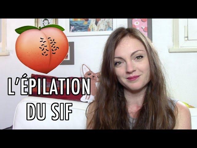 epilation raie