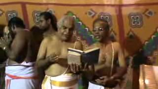 23 SEP 2012;VANAMAHOTSAVAM SATRUMURAI; SRI PRAHALADAVARADAN AT MUMBAI DESIKA SABHA