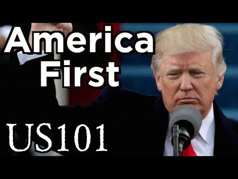 America First: The History of the Phrase - US 101