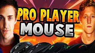 What Mouse Do Pro Players Use | Ninja & Faze Tfue & Myth & Daequan | Fortnite Battle Royale