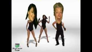 Dance Heads Show (Екатерина и Александр Стриженовы)