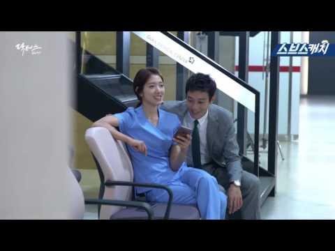 20160712 朴信惠(박신혜)스브스캐치 facebook更新《Doctors》 拍攝花絮