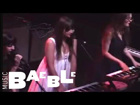 Au Revoir Simone - Dark Halls - Live @ Webster Hall 6.15.07