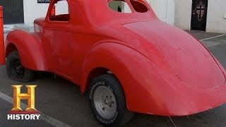Counting Cars: What to Do with a Willys Fiberglass Shell? | History