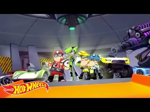 Team Hot Wheels: The Origin of Awesome  Hot Wheels