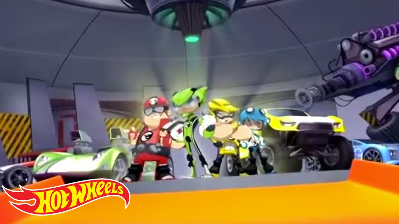 Official Trailer Team Hot Wheels The Origin Of Awesome Hot