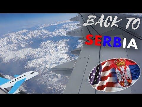 Back To Serbia We Go! (Travel)   Vlog
