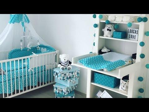 BABY ROOM TOUR la chambre de bébé