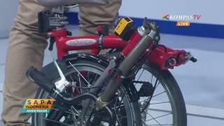 Pemegang Rekor Melipat Sepeda Tercepat
