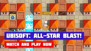 Ubisoft: All-Star Blast! · Game · Gameplay