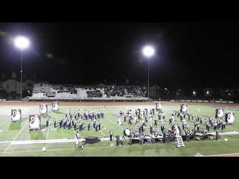 Herriman High School Marching Band Wasatch Front Invitational 2018