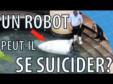 Ce robot s'est-il suicidé ?