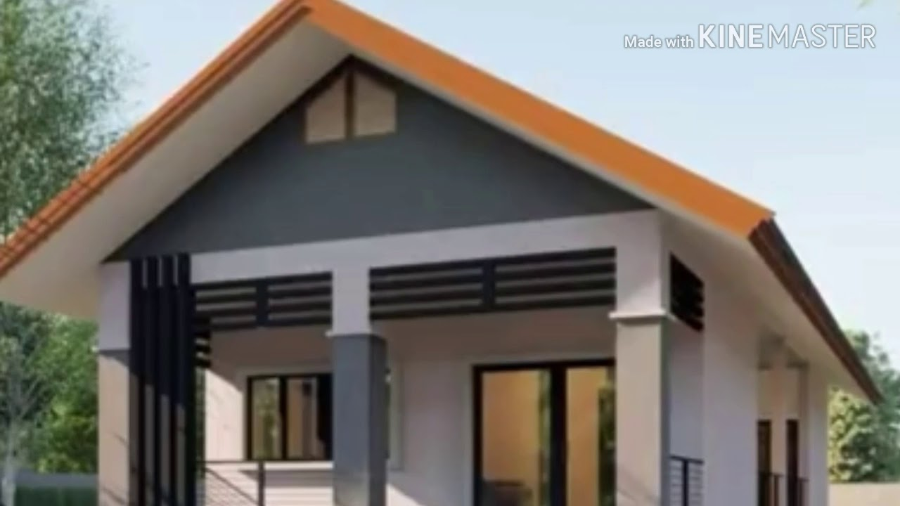 Small House Plans Low Budget Cost Youtube