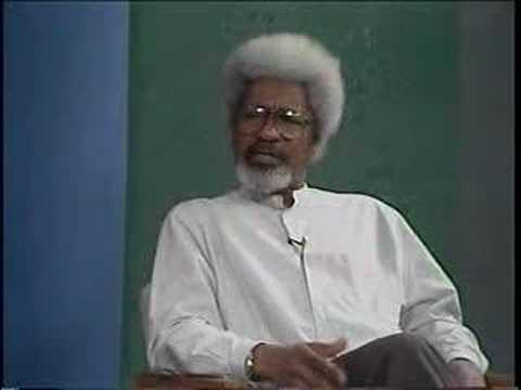 Conversations with History: Wole Soyinka
