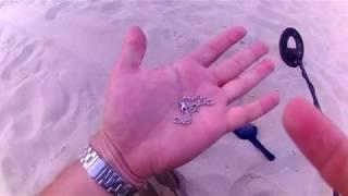 Wykopki plażowe 2018 Ustronie Morskie