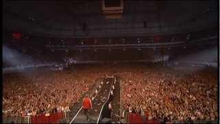 Herbert Grönemeyer - Flugzeuge im Bauch live 2003 - Mensch Tour (Gelsenkirchen) [Subtitle]
