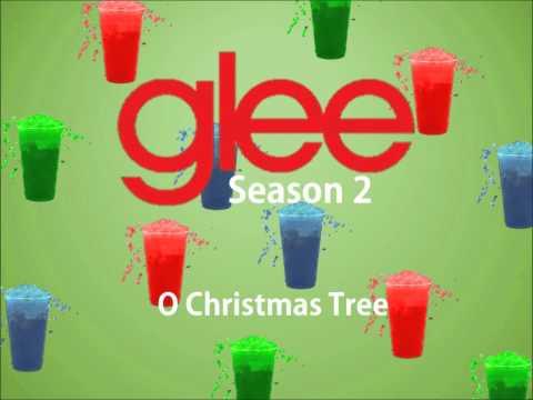 O Christmas Tree (Glee Version)