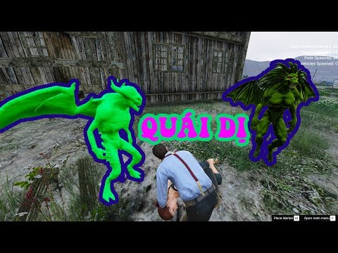 GTA 5 - Truyện kể đêm khuya - Đứa con quái dị của làng | GHTG