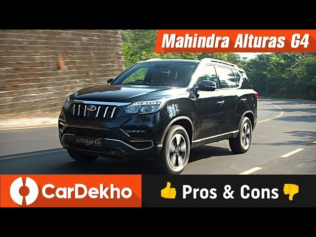 Mahindra Alturas G4 Price June Offers Images Review Specs