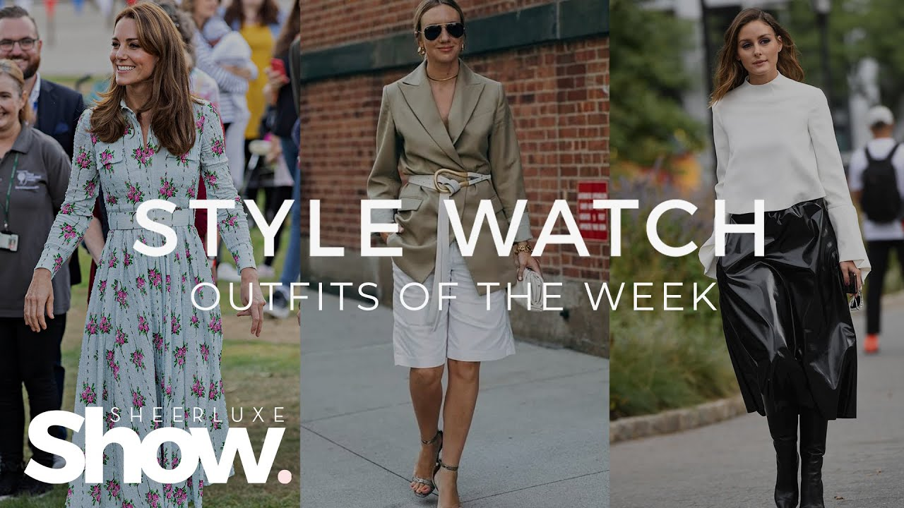 [VIDEO] - Style Watch: Autumn Fashion Outfit Ideas 2019 | SheerLuxe Show 4