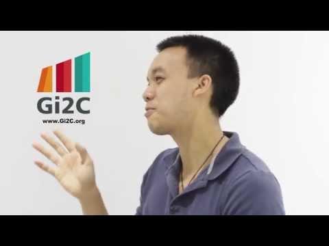 Gi2C Intern Danny, Business Management Internship in Beijing
