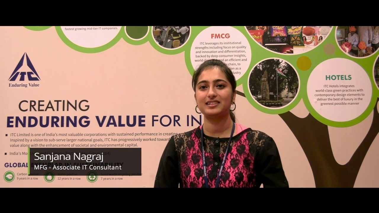 ITC Infotech | Videos | #DigitalenceAtWork