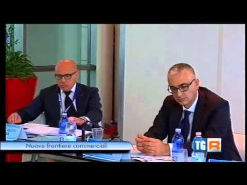 TGR Sardegna 21/02/2015 - I Borsa Internazionale delle imprese italo arabe