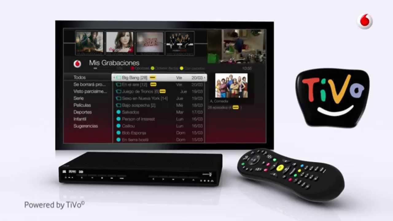 Vodafone Tv Und Internet