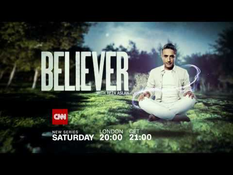 "CNN International: ""Believer - Voodoo"" promo"