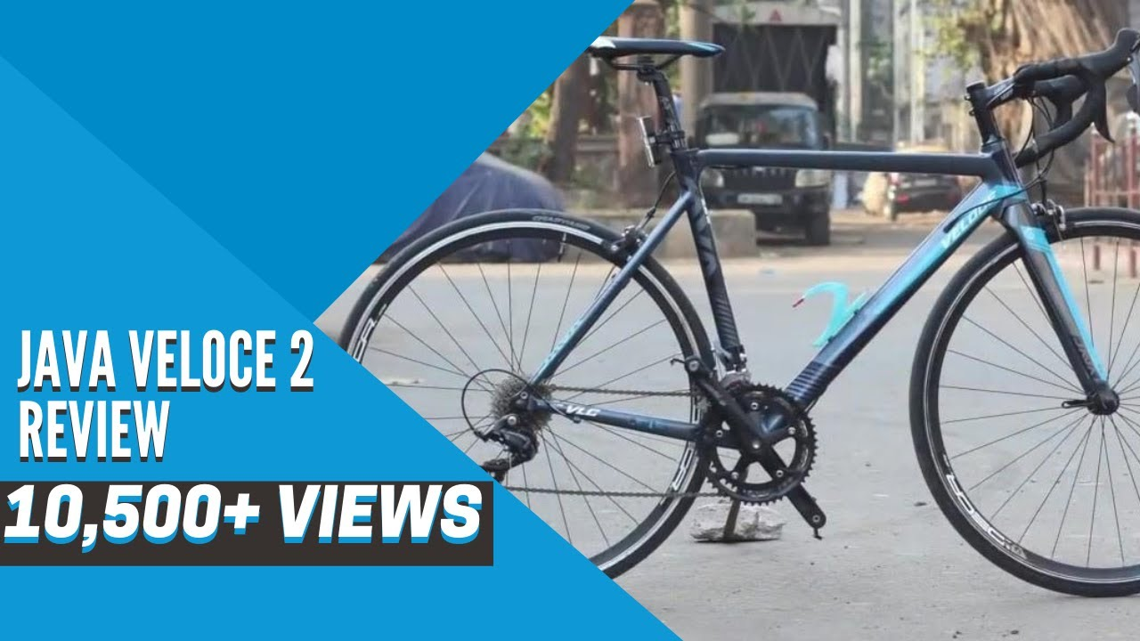 8b4b07c955e Java Veloce 2 Review & Price 2018 | Entry Level Roadbike Review ...