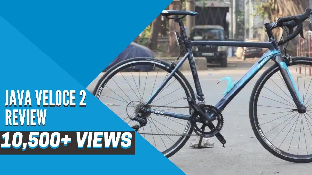 9e5f4da282e Java Veloce 2 Review - Best Entry Level Roadbike for Beginners