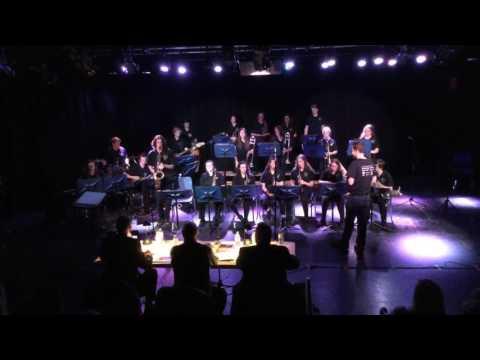 Collingwood Collegiate Grade 11 jazz band